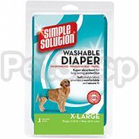 SS Washable Diaper X-Large* /Багаторазова гігієнічна підкладка для тварин велика