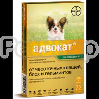 Bayer Advocate (Адвокат ) для собак