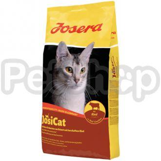 Josera JosiCat Rind (йозера йозикет корм для котов говядина)