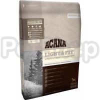 ACANA Light&Fit (акана сухой корм для собак  с избыточным весом)