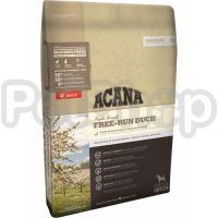 ACANA FREE-RUN DUCK (акана сухой корм для взрослых собак утка/груша)