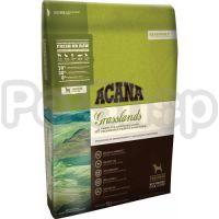ACANA (Акана) GRASSLANDS (ГРАССЛЭНДС БЕЗЗЕРНОВОЙ) корм для щенков и собак всех пород