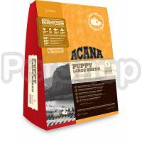 Acana Puppy Large Breed (акана корм для щенков крупных пород)