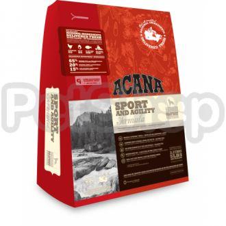 Acana Sport & Agility (акана корм для активных собак)