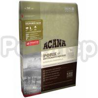 Acana Pork & Butternut Squash (акана корм для собак с чувствительным пищеварением)