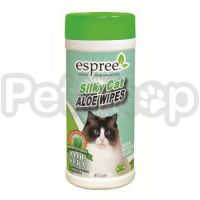 ESPREE Silky Cat Grooming Wipes