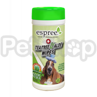 ESPREE Tea Tree&Aloe Wipes