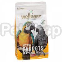 Padovan  Wellness pappagalli Комплексный корм для крупных попугаев (жако, apa, амазон)