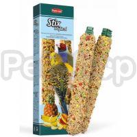 Padovan  STIX TROPICAL cocorite/esotici Лакомые палочки для волнистых попугаев и малых экзотических птиц