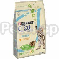 Cat Chow Kitten (кэт чау корм для котят)