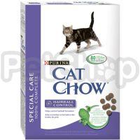 Cat Chow Adult Special Care Hairball Control (кэт чай корм для выведения шерсти)