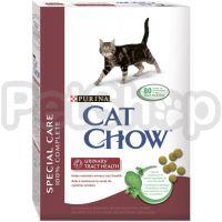 Cat Chow Special Care Urinary Tract Health (кэт чау корм для профилактики мочекаменной болезни)