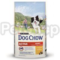 Дог Чау Dog Chow Active корм для активных собак