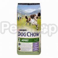 Дог Чау Dog Chow Adult Lamb для взрослых собак с ягненком