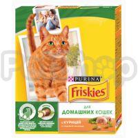 Фрискис FRISKIES INDOOR для домашних котов