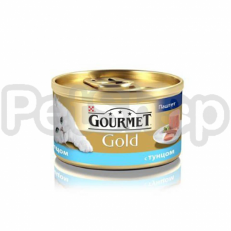 Гурмет голд GOURMET GOLD паштет тунец
