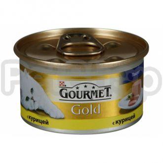 Гурмет голд GOURMET GOLD паштет курица