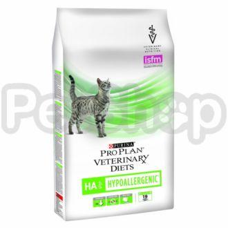 PURINA® PROPLAN® (ПУРІНА ПРО ПЛАН) Ветеринарна дієта НА Гіпоалергенік Фелін Формула. Сухий повнораціонний дієтичний корм для кошенят та дорослих котів при харчових алергіях.