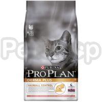 Pro Plan Derma Plus (про план дерма плюс, корм для котов с проблемами кожи)