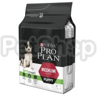 Pro Plan Medium Puppy (про план корм для щенков средних пород)