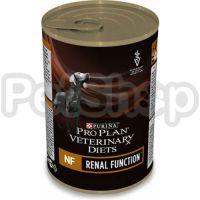 Purina NF Renal Canine Formula лечебный консервированный корм для собак c заболеваниями почек