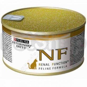 Purina NF Renal Feline Formula лечебный консервированный корм для кошек c заболеваниями почек