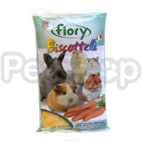 Fiory Biscottelli-Печиво д. гризунів з морквою 30 г