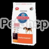 Hill's SP Canine Adult Performance (хиллс корм для активных собак)