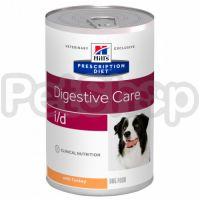 Консерва Hills PD Canine i/d 360 г для собак з захворюванням ШКТ