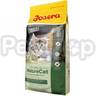 Josera NatureCat (йозера беззерновой корм для котов, кошек)