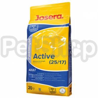 Josera Premium Active (йозера премиум актив корм для активных собак)
