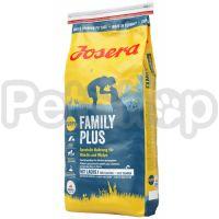 Josera Family Plus (йозера корм фемели плюс корм для беременных, кормящих собак)
