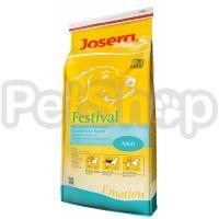 Josera Festival (йозера фестиваль корм для собак с лососем и рисом)