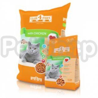 Клуб 4 лапы для кошек куриное филе