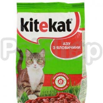 Китекат (Kitekat) Азу с говядиной