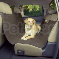 Bergan Deluxe Microfiber Auto Seat Protector БЕРГАН ДЕЛЮКС МИКРОФИБРА ГАМАК подстилка для собак в автомобиль на задние сидения