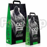 Cat Leader Classic КЭТ ЛИДЕР КЛАССИК супер впитывающий наполнитель в кошачий туалет