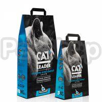 Cat Leader Clumping КЭТ ЛИДЕР ультракомкующийся наполнитель в кошачий туалет