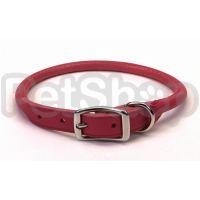 Coastal Circle-T круглий кожаный ошейник для собак, 1смХ25см