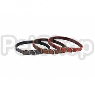 Coastal Rustic кожаный ошейник для собак, 1,25смХ35см