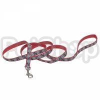 Coastal Lazer свето-отражающий поводок для собак, 1,6смХ1,2м