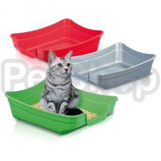 Imac Polly АЙМАК ПОЛЛИ открытый кошачий туалет, пластик