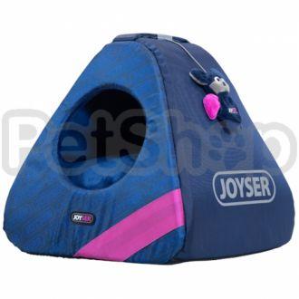 Joyser Chill Cat Home ДЖОЙСЕР домик для котов, игрушка летучая мышь с кошачьей мятой