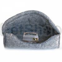 K&H Amazin` Hooded лежак-домик для котов