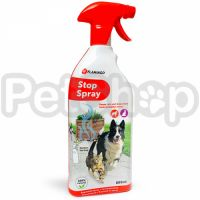 Flamingo Stop Spray ФЛАМИНГО СТОП СПРЕЙ для отпугивания котов и собак
