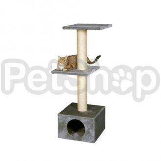 Karlie-Flamingo SMARAGD GREY комплекс с драпак 2 уровня для кошек