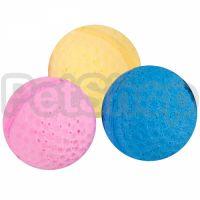 Flamingo Ball Spungy ФЛАМИНГО СПОНЖ игрушка для кошек, мяч поролоновый