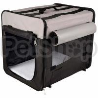 Flamingo Smart Top Plus ФЛАМИНГО СМАРТ ТОП ПЛЮС складная сумка переноска для собак, ткань
