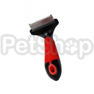 Karlie-Flamingo (Карли-Фламинго) FURMASTER инструмент для вычесывания линяющей шерсти у собак