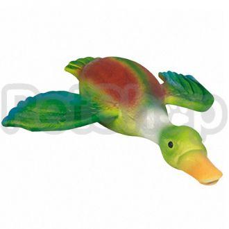Karlie-Flamingo (Карли-Фламинго) STUFFED GOOSE игрушка для собак гусь с наполнителем, латекс